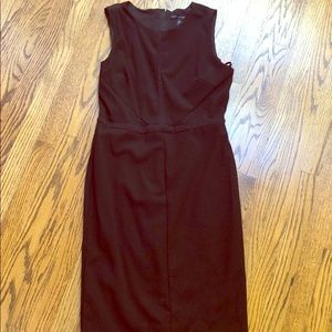 White House Black Market Black Dress size 10